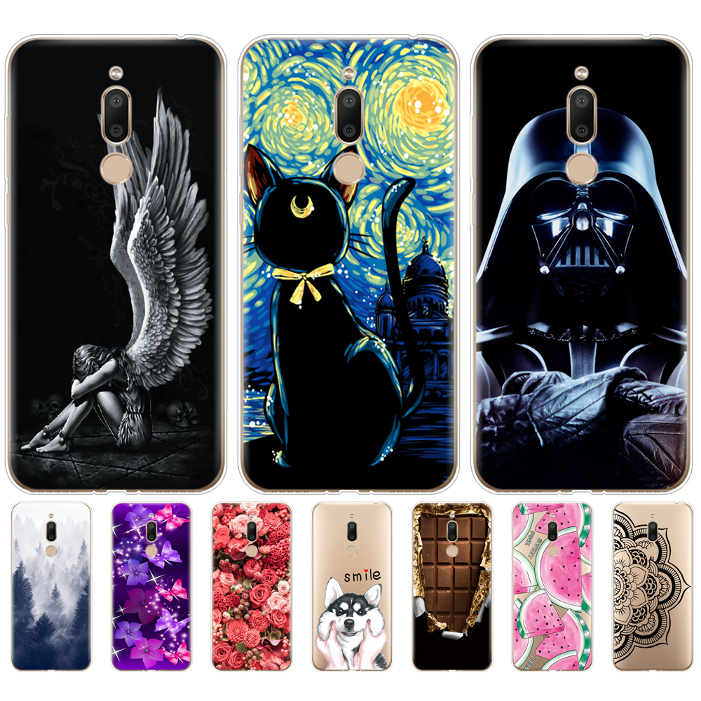 5.7 Inch Cover For <font><b>Meizu</b></font> <font><b>M6T</b></font> <font><b>Case</b></font> Silicone Soft <font><b>TPU</b></font> Back phone Cover For Fundas <font><b>Meizu</b></font> <font><b>M6T</b></font> <font><b>Case</b></font> Cover M6 T M811H coque bumper image