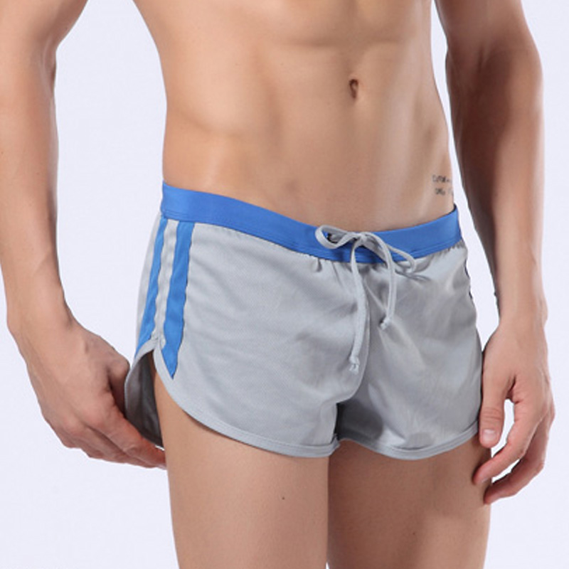Best Selling Polyester Men Shorts Casual Boxer Shorts Summer male  Men Clothing Brand New Fasshion  Shorts