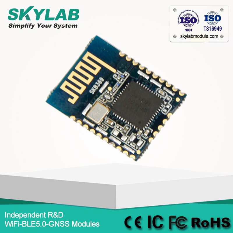 SKYLAB SKB369 Nordic nRF52832 Radio Transceiver IC Beacon Module Low Cost Bluetooth 4.2 Module