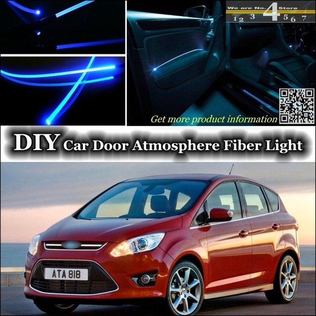 For Ford C Max C Max CMax interior Ambient Light Tuning Atmosphere ...