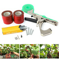 Binden Maschine Anlage Garten Anlage Bündel Tapetool Tapener Mit 12 Rollen Von Band  Verwendet Für Gemüse  Trauben  tomaten  Gurken|Schnittwerkzeuge|Werkzeug -