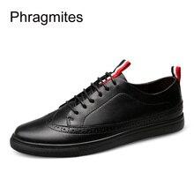 Phragmites Split Leather Casual Shoes Zapatillas Mujer Summer Breathable Sneakers Walking Feminino Zapatos Black Flats