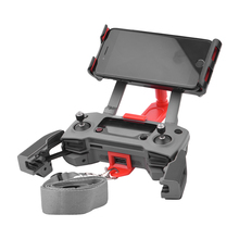Controller Bracket Mount Holder for DJI MAVIC 2 PRO/ for MAVIC 2 ZOOM Drone Mobile Phone Pad- Black Free Drop Shipping In Stock free shipping id outdoor bell camera with 2 buttons for 2 family house apartment in stock