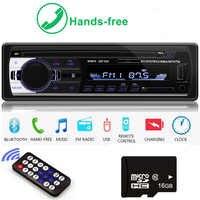 Autoradio 1 din auto radio JSD-520 auto stereo bluetooth audio mp3 recorder usb sd aux eingang oto teypleri auto radio auto-player