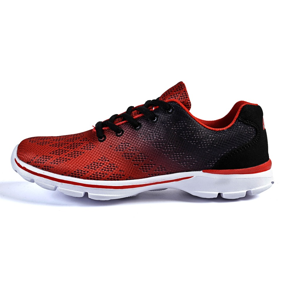 QANSI New Gradually Changing Color Women Running Shoes Spring Autumn Breathable Shoes Outdoor Sport Sneakers For Female 1678W 7