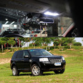12v 5pcs per set LED Bulb Interior trunk dome Lights Package Kit For landrover Freelander2 2010-2014 car stying