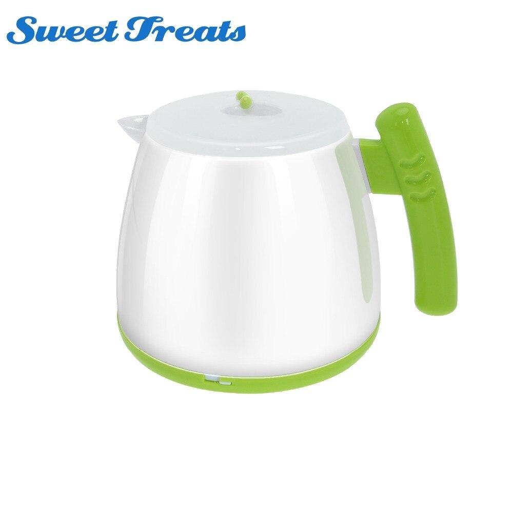Sweettreats Mikrowelle kochendem Heißer Wasser und tee Wasserkocher Kapazität VON 1L bouilloire Micro-ondes PP material lebensmittel grade spülmaschine