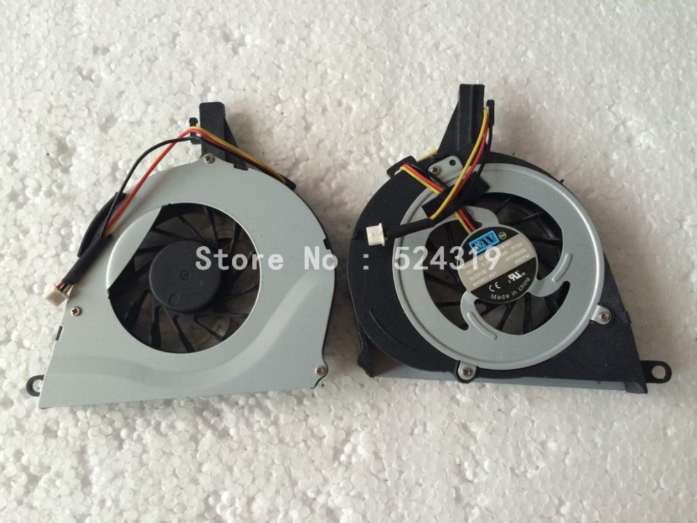 Novo oem ventilador do portátil para toshiba satellite l650 l650d l655 l655d