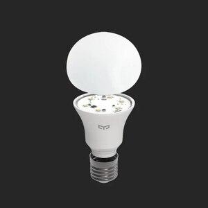 Image 5 - Żarówka LED Yeelight zimna biel 7W 6500K E27 żarówka 220V do lampy sufitowej lampa stołowa Spotlight