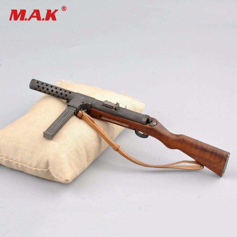 1/6 échelle pistolet modèle jouets MP28 mitrailleuse Kugelspritz arme jouet pour 12