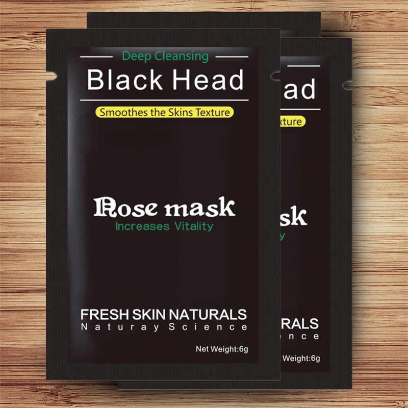פופ חטט מסיר נקבובית ניקוי פעיל פחמן מסכת בוץ מינרלים ממברנות חימר מסכת מנקה האף אקנה Remover פנים טיפול פנים