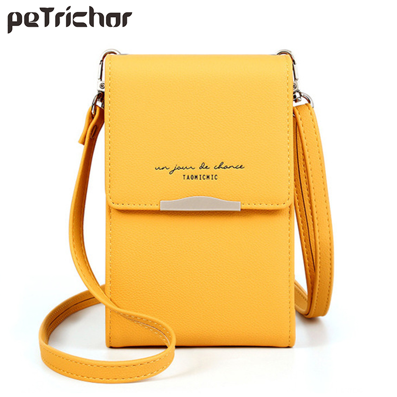 Fashion Mini Women shoulder Bags Female Phone Wallet Women Messenger Bag Brand Designer Small Crossbody Bag Ladies Wallet Purse messenger bag