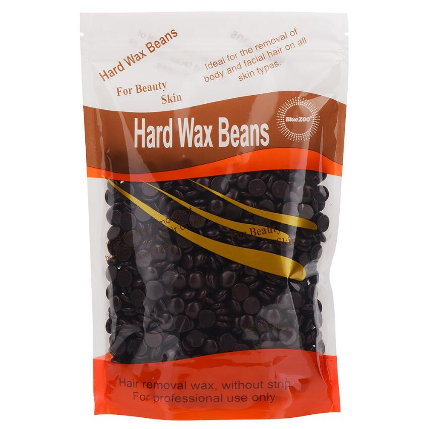 300g Painless Depilatory Pearl Hard Wax Beans Brazilian Granules Hot Film Wax Bead For Hair Removal Waxing Bikini Wholesale