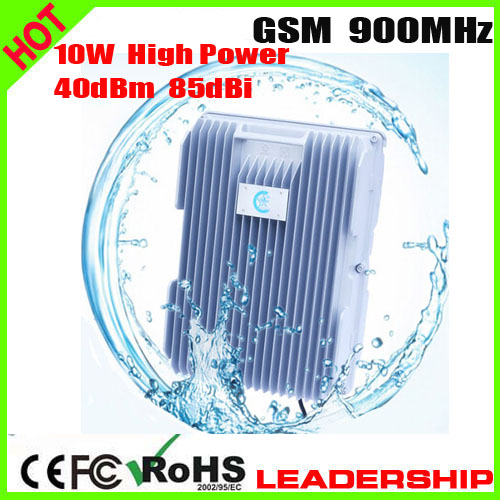 Ship/Tunnel/Farm/Village/Desert U GSM 900mhz 10Watts 40dbm 85dbi Cellular Phone Signal Repeater Booster Amplifier Detector