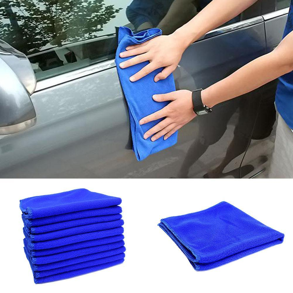 1pc 30x70cm Superfine Fiber Cleaning Towel Car Auto Care