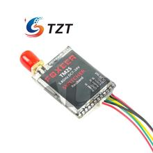Foxeer TM25 Switcher 5.8G 40CH AV Transmitter TX for Racing FPV 25mW 200mW 600mW Adjustable RP-SMA