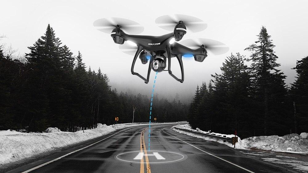 99c3d625621a7 Nº[Ue USA magazynie] święty kamień HS100 GPS Drone z kamery HD 1080 ...