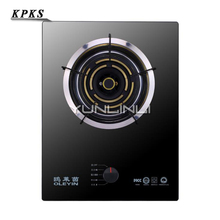 Single-burner Gas Stove Embedded/Table Type Gas Furnace Household Gas Cooker JZY-G610T(China)