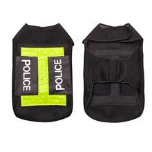Police Safety Save Life Jacket