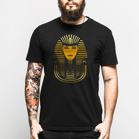 2016 Summer Hip Hop Egypt T Shirt Men Swag Funny Brand Clothing O Neck Casual Tshirt