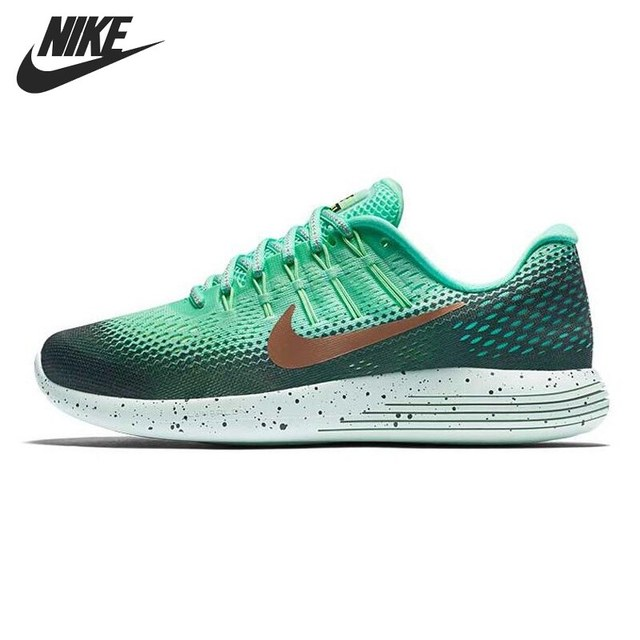 8142aae8dab9 Original NIKE LUNARGLIDE 8 SHIELD Women s Running Shoes Sneakers-in ...