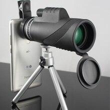цена на High Quality 40x60 Powerful Binoculars Zoom Binocular Field Glasses Great Handheld Telescopes Military HD Professional Hunting