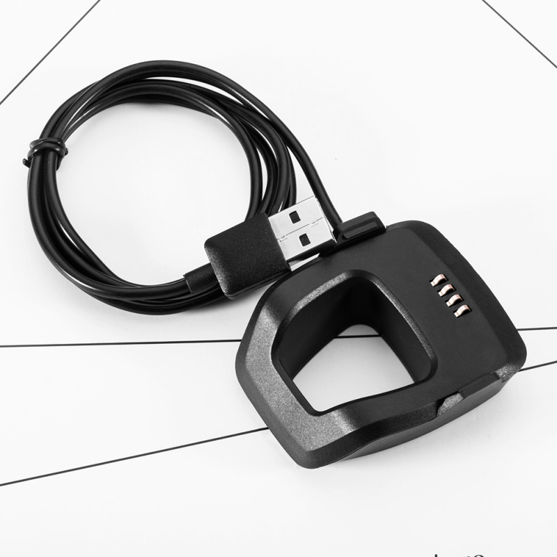 Professional For Garmin Forerunner 205 305 Replacement USB Charge Charging Cable Cord Wire Clip Dock Data Sync Accessories ootdty usb charging data sync cable replacement charger cord for garmin fenix 5 5s 5x