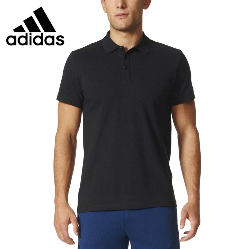 Original New Arrival 2018 Adidas ESS BASE Mens Exercise POLO short sleeve SportswearOriginal New Arrival 2018 Adidas ESS BASE Mens Exercise POLO short sleeve Sportswear