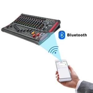 Image 2 - Freeboss MINI12 enregistrement Bluetooth 12 canaux (Mono) 99 DSP effet USB fonction de lecture et denregistrement table de mixage Audio professionnelle