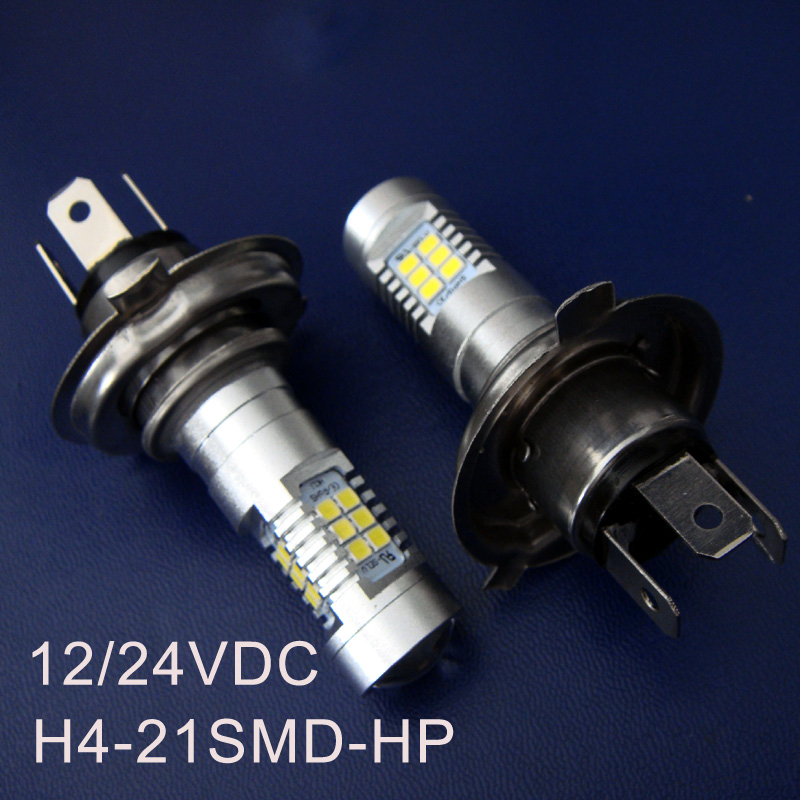 High quality 12/24VDC DC10-30V 10W H4 Car Led fog lamp Auto H4 Led Bulb Lamp Light free shipping 2pcs/lot