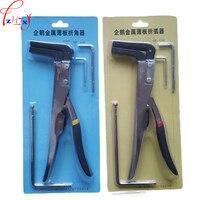 1pc New Manual Metal Sheet Bending Arcing Tool Stainless Steel Luminescent Word Bending Arcing Tools