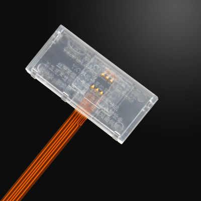 โปร่งใสซิมการ์ดอะแดปเตอร์ Fast ซิมการ์ดการเปิดใช้งาน Universal SIM Card สำหรับ GSM CDMA WCDMA โทรศัพท์มือถือเปิดซิมการ์ดอุปกรณ์