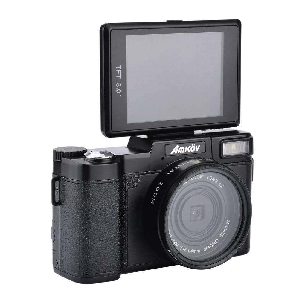 24Mega Mini Digital Camera pixe Original CDR2l 1080P HD 4Times Digital Zoom Camera with TFT Display Beauty Self timer Function