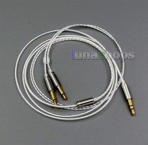 Image 5 - LN006067 เงินชุบสำหรับ Final Audio VI IRiver AK T1P Denon AH D600 D7100 Velodyne vTrue