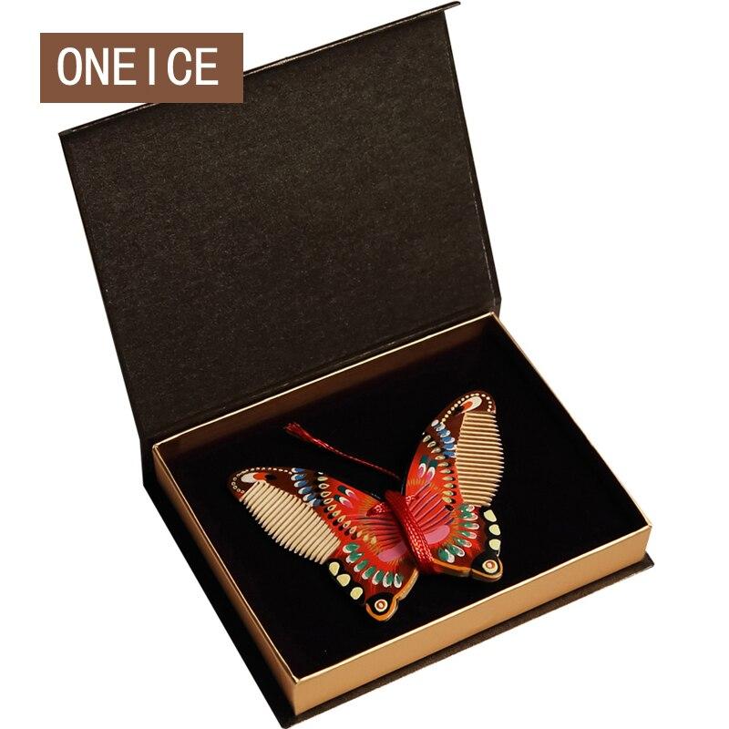 Us 2035 49 Offchangzhou Chinesischen Kamm Holz Senden Mädchen Geburtstag Geschenk Ideen Romantische Geschenke Seltsame Schmetterling Holz Hochzeit
