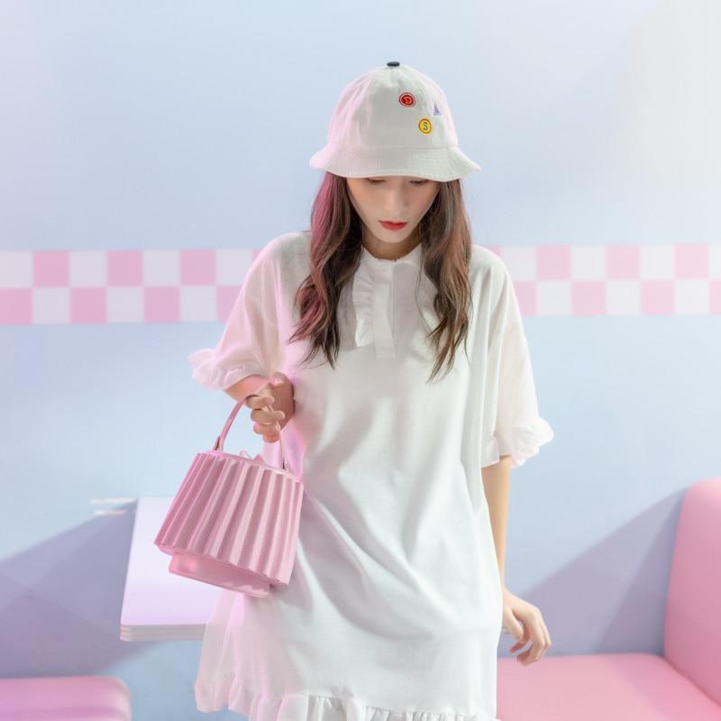 Della Messaggero Del Di Disegno Sacchetto Nuovo Orso Latte Shouder 2019 Taglio Borsa Personalità Colore Rosa Stile wxAUBfqY