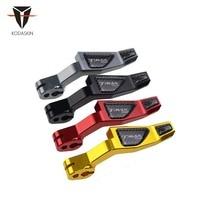 KODASKIN Pro Carbon CNC Motorcycle Parking Brake Lever For TMAX530 XP530