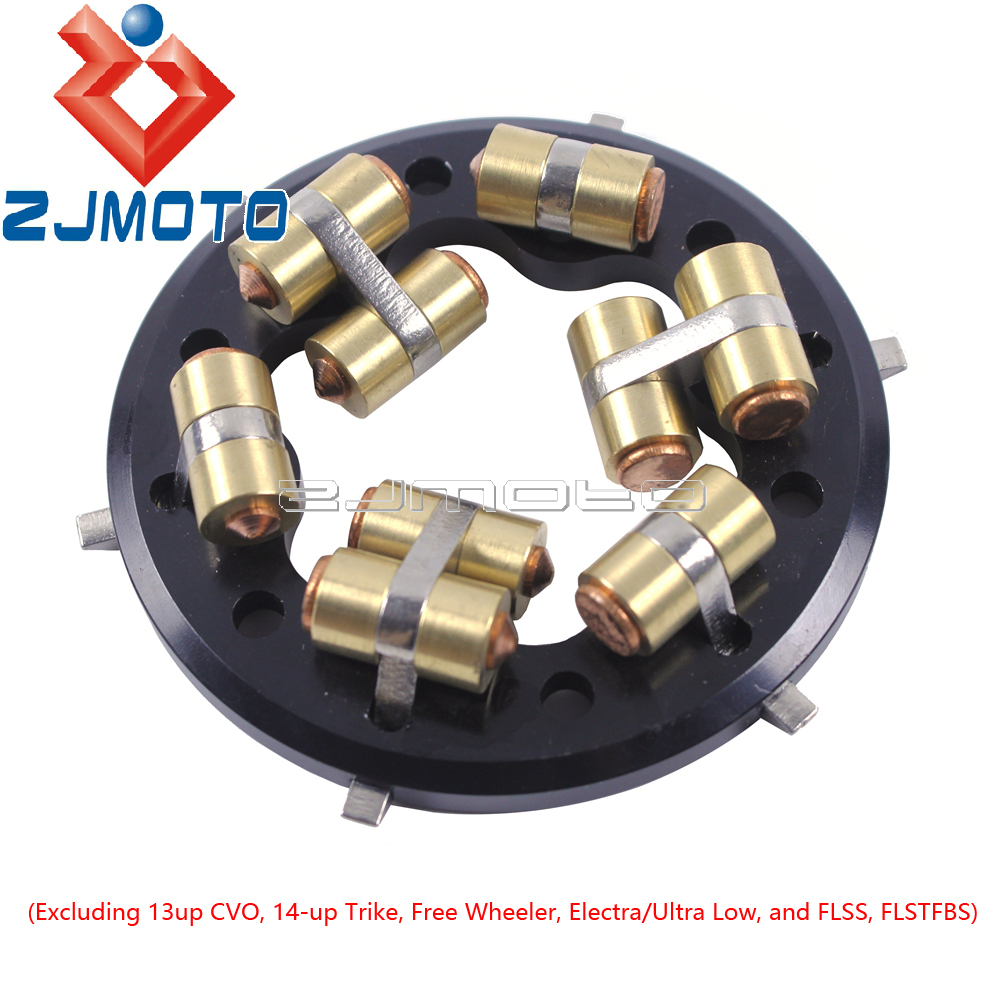Frames & Fittings 1 Piece Motorcycle Variable Pressure Clutch Plate For Harley 1998-2017 Big Twin Models Limpid In Sight