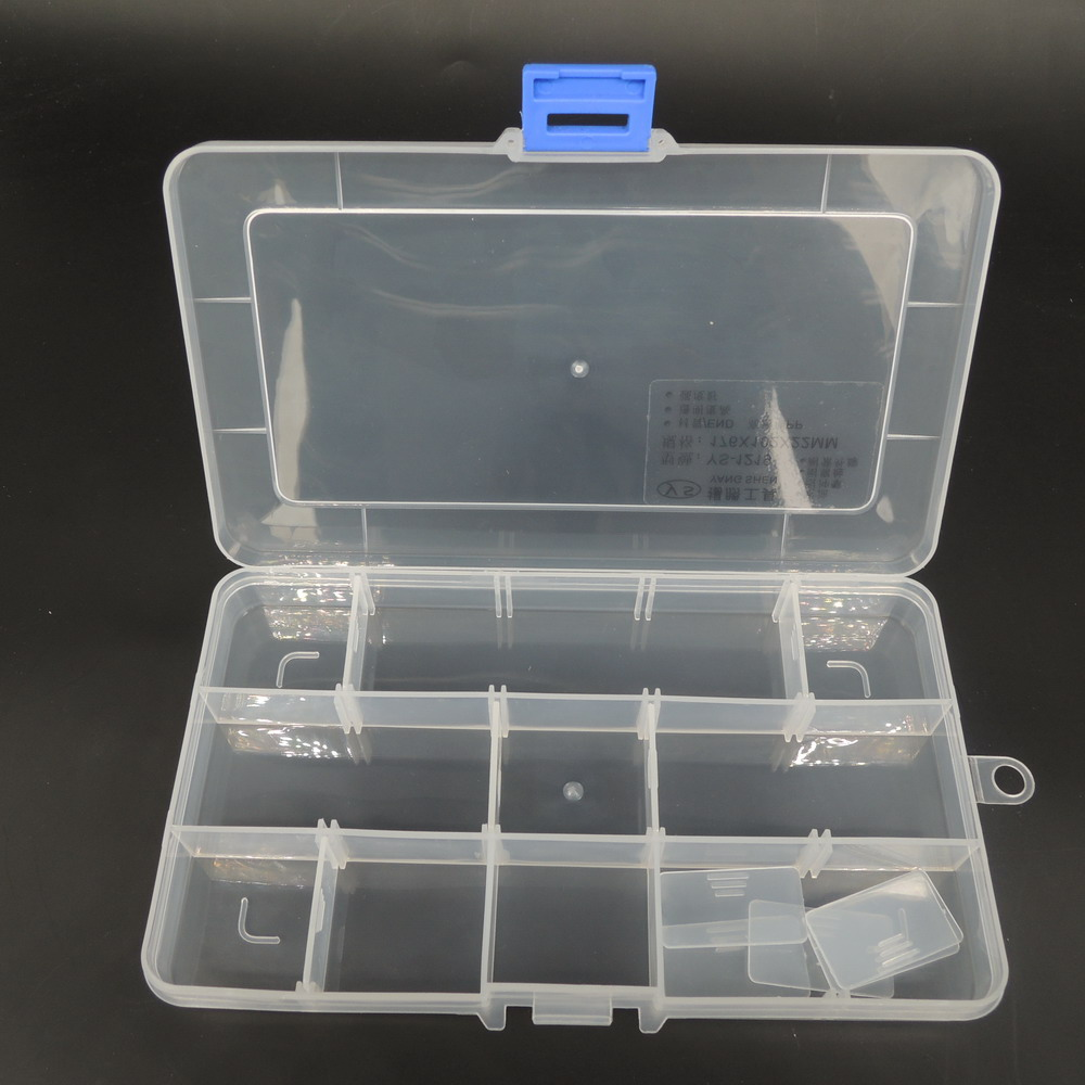 aeProduct.getSubject() & Toolbox Electronic Plastic Container Box for Tools Case SMD SMT ...