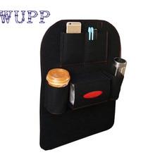Сумка для хранения Организатор держатель новый авто спинки сиденья multi-карман вешалка Pacote Paquete conveniente качество горячей 17may15