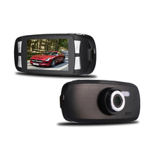 Novatek96650 Portable 2.7″ Car DVR Camera 1920x1080P FHD H.264 G-sensor WDR Recorder Camcorder 140 Wide Angle G1W
