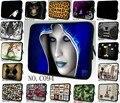 Suave Laptop Sleeve Case Bag Para 9,10, 11,12, 13,14, 15,17 polegada Saco Do Computador, notebook, para ipad, tablet, para macbook, frete grátis