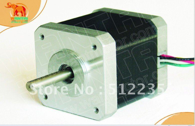 42BYGH 4 417 hybrid stepping motor 42 stepper motor 2-phase 4-wire 1.7A 40mm зимняя шина kumho i zen kw31 235 55 r17 99r