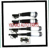 1 комплект из 5 шт. для mercedes Benz W220 пневматическая подвеска удар/air стойки и компрессор, насос S320 S350 S430 s500 S55AMG