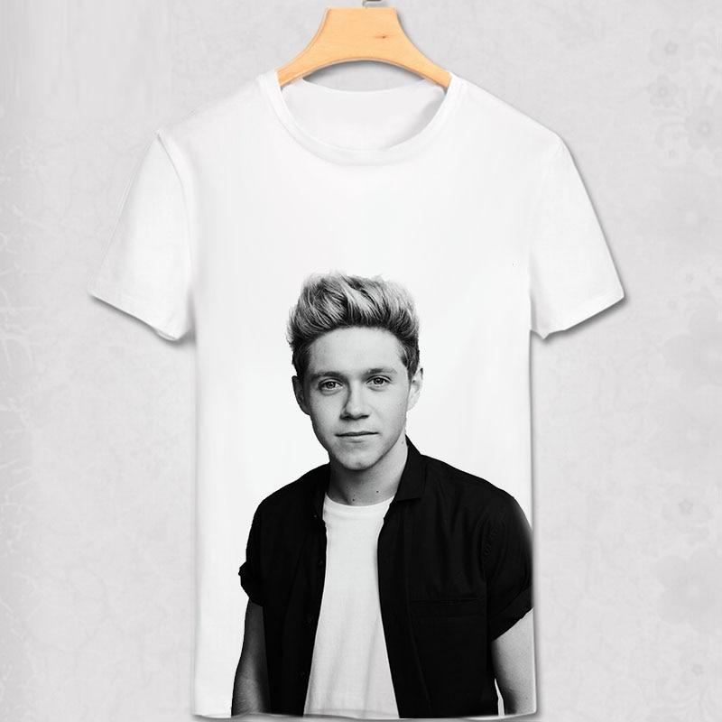 One Direction T πουκάμισο Louis Tomlinson Niall Horan Liam - Ανδρικός ρουχισμός - Φωτογραφία 3