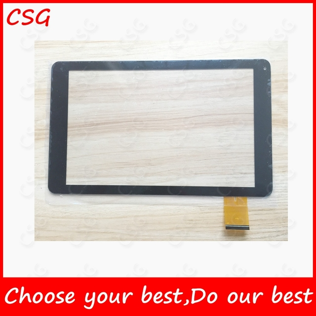 FIb690a F1B690A 10.1 дюймов сенсорный экран, 100% Новое сенсорная панель Tablet PC сенсорная панель дигитайзер F1B690A XY