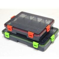 Carp Fishing Box Accessories Lures Bait Case Winter Transparent Shrimp Boxes For Fishing Tackle Fish Baits