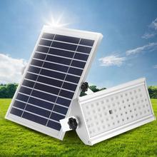 Solar Light Lamp 65 LED Power Motion Sensor Security Garden Outdoor Path