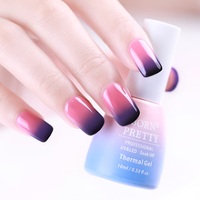 3 Colors Thermal Gel Nail Polish