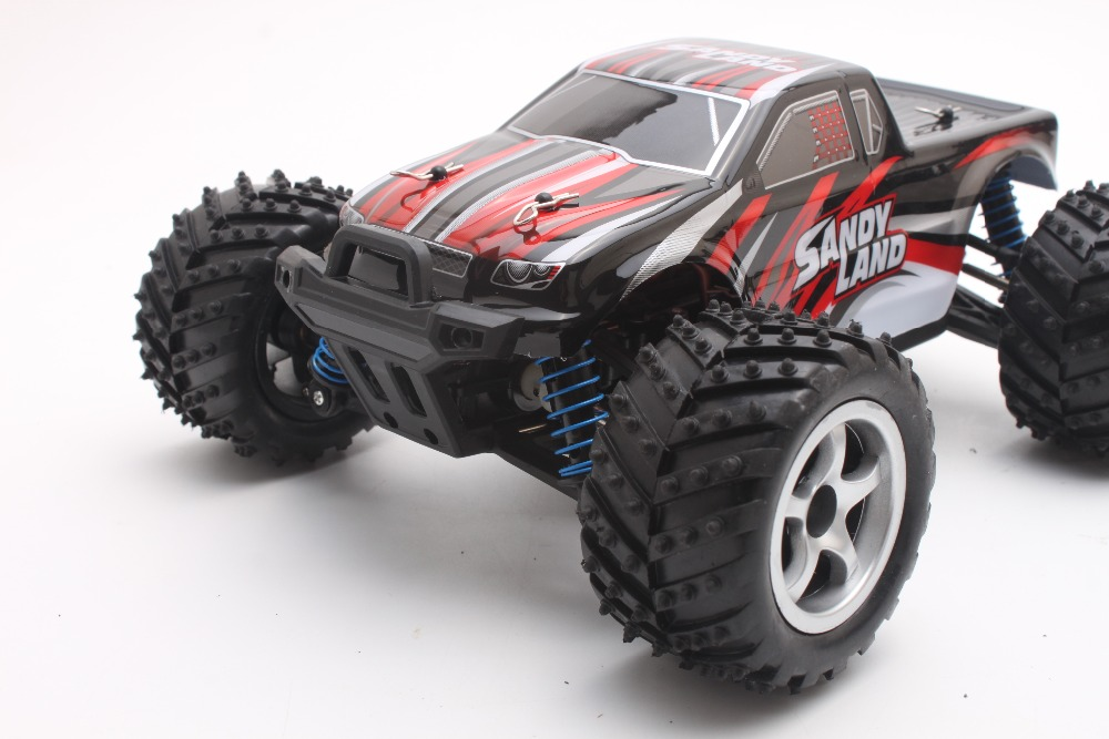 Professional rc Off-Road car 9300 1/18 4WD High Speed Electric Rock Racer Desert Off-Road car 2.4ghz 4CH